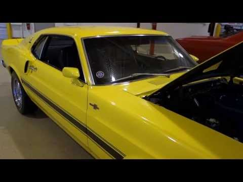 1969 Shelby GT500. 428 Ram Air Induction. R Code. Super Cobra Jet. Drag Pack ONE of TWO