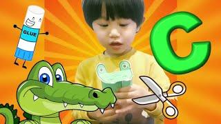 Fun Activities Indoor Play - Preschool Learning - Kids Friendly video - Paper toy - Educational vdo
