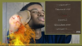 Isaiah Rashad - CILVIA DEMO First REACTION/REVIEW