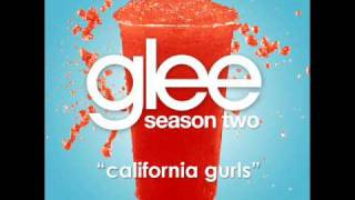 Watch Glee Cast California Gurls video