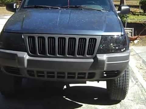 2001 Jeep Wj 4 Quot Rough Country Review Youtube