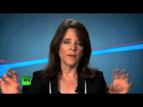 PoliticKing: Марианна Уильямсон и Бен Штайн