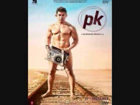 Pk Movie New Song video
