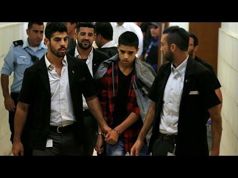 دوازده سال زندان، حکم دادگاه اسرائیل برای یک نوجوان فلسطینی - null