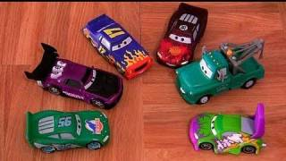 Color changers cars 2 boost wingo darrell cartrip brand new mater