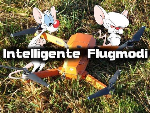 DJI MAVIC Pro - Intelligente Flugmodi im Detail [DEUTSCH] | Folge #6