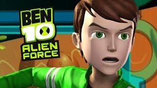BEN 10 Alien Force | O Início da História! 👽 #1 (Gameplay em Português)