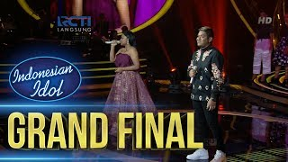 Download Lagu MARIA ft. ABDUL - RISE (Katy Perry) - Grand Final - Indonesian Idol 2018 Gratis STAFABAND