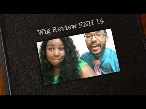 Friday Night Hair (FNH 14) Wig Review!!