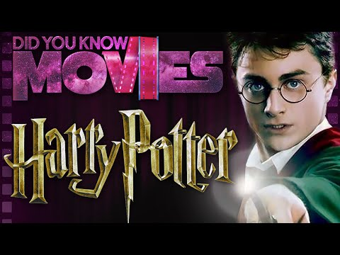 Harry Potter and The Magic of Movies ft MatPat - Did You Know Movies
