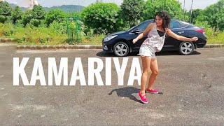 Kamariya Dance Easy Stree Nora Fatehi Rajkummar Rao Aastha Gill