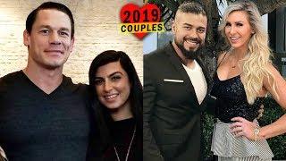 10 Most Shocking WWE Couples 2019 - John Cena's New Girlfriend, Charlotte & Andrade