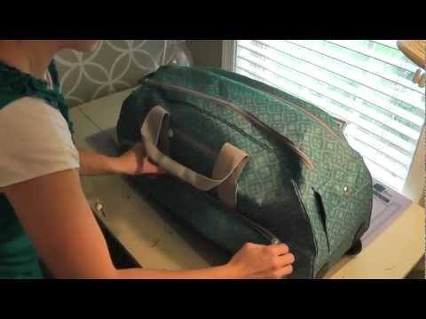 How To Assemble a Silhouette CAMEO Tote bag