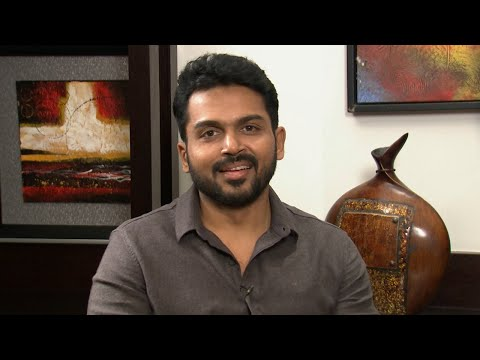 Special Chat Show | With Tamil Super Star Karthi | Mazhavil Manorama