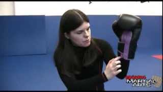 Bad Girl Boxing Gloves Review by Shop4 Martial Arts