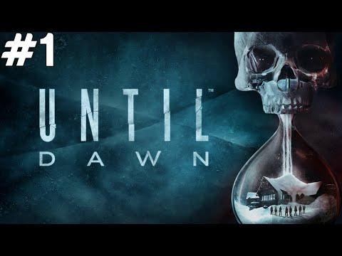 Until Dawn - Başlıyoruz - Bölüm 1