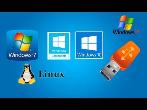 Vídeo Aula de como criar pendrives bootáveis com diversas opções de sistemas operacionais