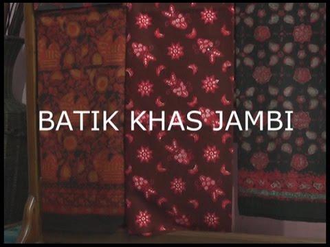 BATIK KHAS JAMBI