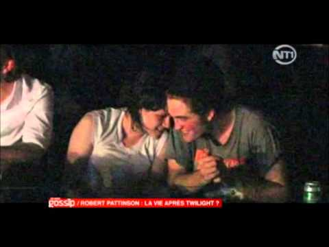 Reportage NT1, Robert Pattinson : La vie après Twilight ? sa relation avec Kristen Stewart
