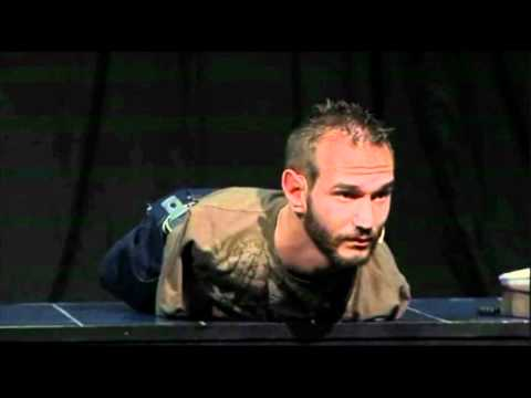 Inspiratie nodig? (Nick Vujicic)