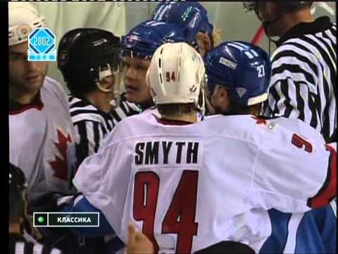2002 Olympix, Canada-Finland. 1/4 Final (2)