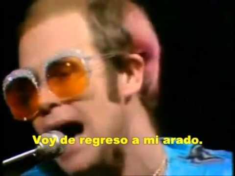 Elton John Adios Camino De Ladrillo Amarillo