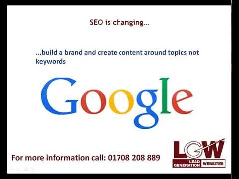 Google Search Trends 2014 - SEO Video News 27th Sept
