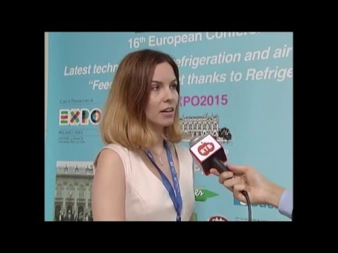 XVI EU Conference Video PART 2 on the Latest Technologies in Refrigeration and Air Conditioning