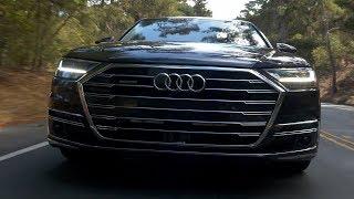 2019 Audi A8 L 3.0 TFSI V6 quattro | Driving, Interior, Exterior (US Spec)