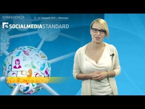 Konferencja SocialmediaSTANDARD 2013 BIZNES (21-22 Listopada)