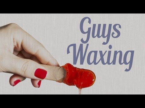 Guys Review Waxing, Facials, Manicures, And More video