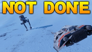NOT DONE WITH THIS GAME - Star Wars Battlefront News