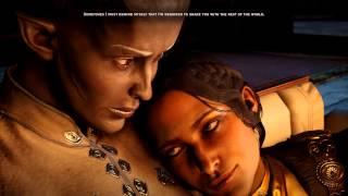 Dragon Age Inquisition Josephine Female Qunari Final Romance Scene pt 2