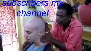 new head shave selun video u s