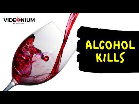 How Alcohol Kills Slowly | Videonium Research
