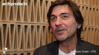 Salone Internazionale del Bagno 2018 | MUTINA - Massimo Orsini racconta l'evoluzione del Brand