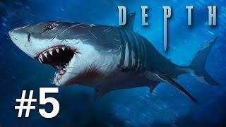 Depth | Max si rechinii ucigasi | Episodul 5