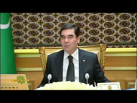 Новости Телевидения Туркменистана14.04.2018