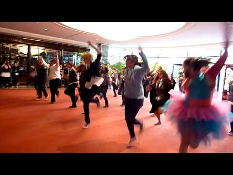 Starkid Flashmob at Ringcon