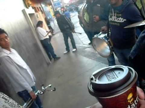 Callejon Coahuila Tijuana - Valentin Mercado