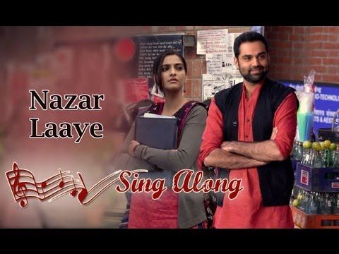 Nazar Laaye | Full Song With Lyrics | Raanjhanaa