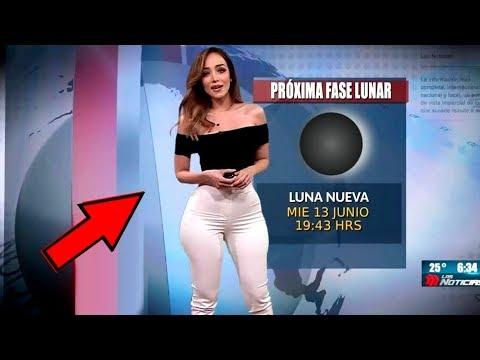 7 Errores Mas Vergonzosos De La Televisión En Vivo | Parte #4