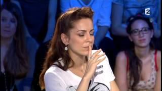 On n'est pas couché - Audrey Dana & Sami Bouajila 26/10/13 #ONPC