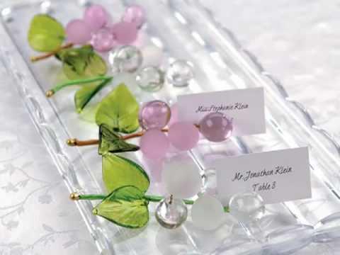 Themed Wedding Place Card Holder Ideas Youtube