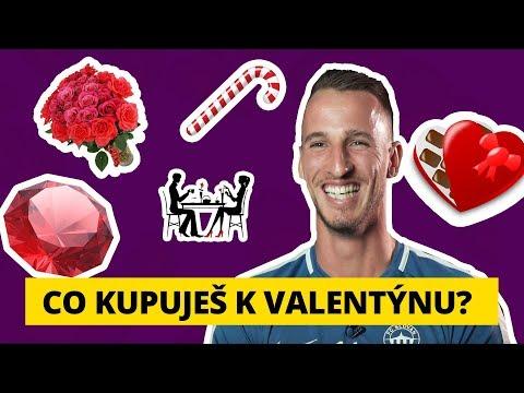 Videodotazník: Co jsi naposledy dal partnerce k Valentýnu?