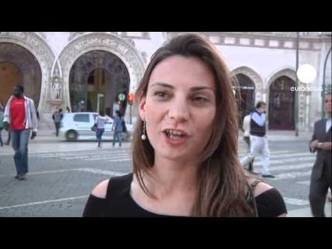 Ordinary Portuguese despair over bailout