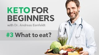 What do you eat on a keto diet?