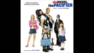 The Pacifier. Musica: John Debney