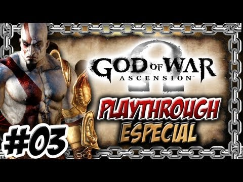 God of War Ascension / Detonado / Playthrough / Walkthrough / PARTE #03
