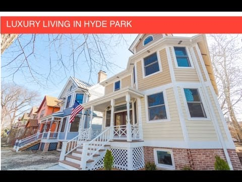 Luxury Homes for Sale in Chicago | Hyde Park Neighborhood